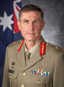 Lieutenant General Angus J. Campbell, AO, DSC